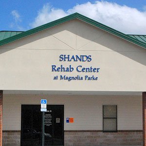 Shands Rehab Center