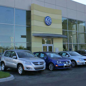 Volkswagen Dealership
